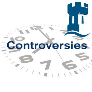 Politics in 60 Seconds - Controversies