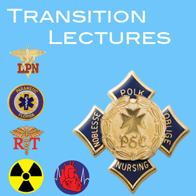 Polk Nursing Transition Lectures