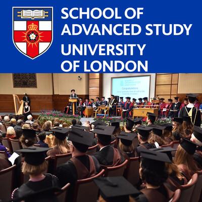 Postgraduate Study at the School of Advanced Study