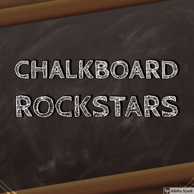 Chalkboard Rockstars