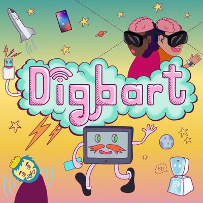 Digbart – UiS podkast