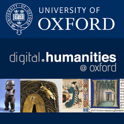 Digital Humanities at Oxford Summer School