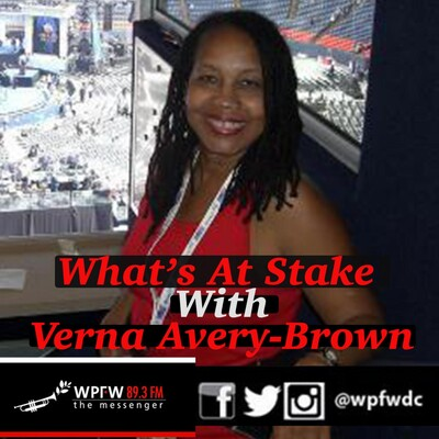 WPFW - What's At Stake