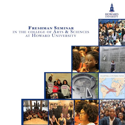 Freshman Seminar in the College of Arts & Sciences at Howard University