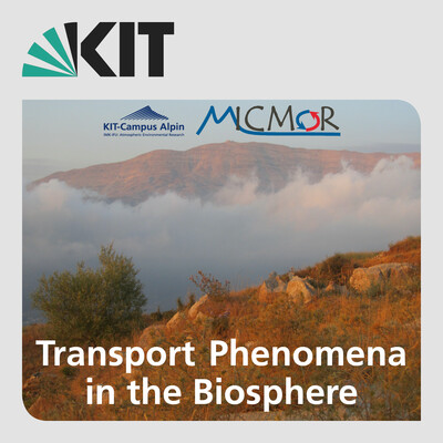 Transport Phenomena in the Biosphere
