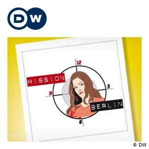 Mission Europe - Mission Berlin | Nauka niemieckiego | Deutsche Welle