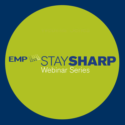 EMP StaySharp Client Marketing Series