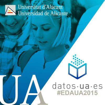 Encuentro de datos abiertos EDAUA 2015