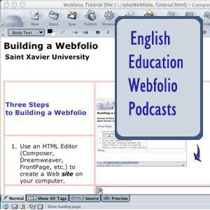 English Education Podcasts of Saint Xavier University