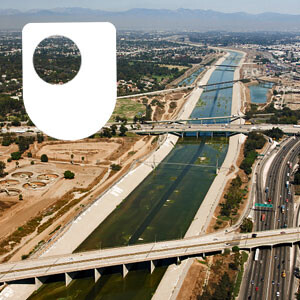Environment: LA River - for iPod/iPhone