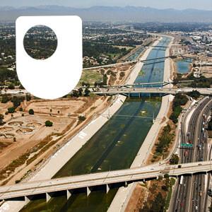 Environment: LA River - for iPod/iPhone