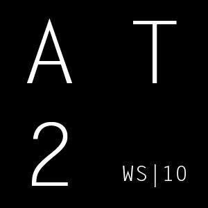 Architekturtheorie 2 // ws1011