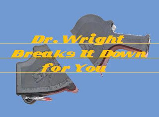 Dr. Wright Breaks It Down For You