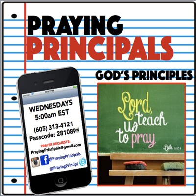Praying Principals Podcast