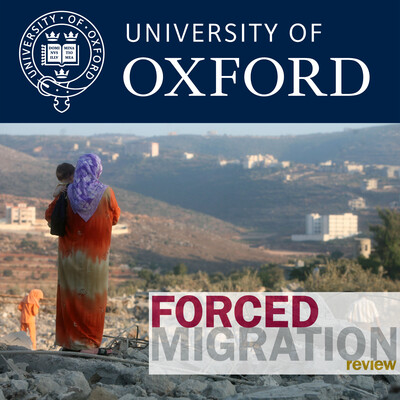 Preventing displacement (Forced Migration Review 41)
