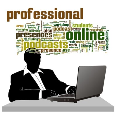Professional Online Presences For Students Podcast