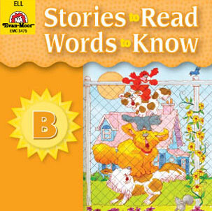Stories to Read, Words to Know, Level B