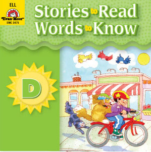 Stories to Read, Words to Know, Level D
