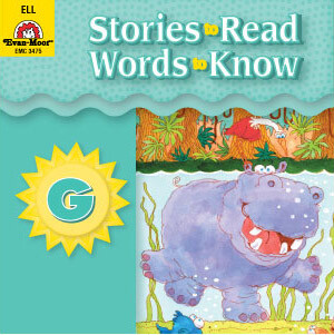 Stories to Read, Words to Know, Level G