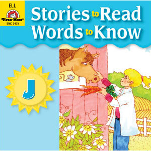 Stories to Read, Words to Know, Level J