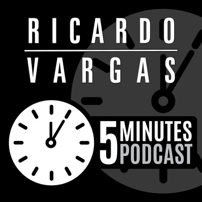 5 Minutes Project Management Podcast with Ricardo Vargas