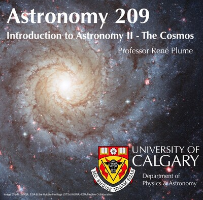 ASTRONOMY 209 PODCAST