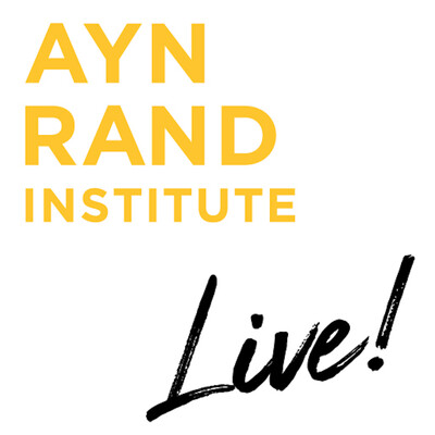 Ayn Rand Institute Live!