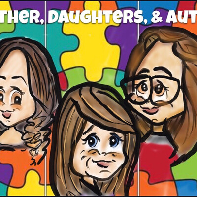 Mother, Daughters, and Autism