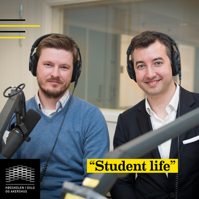 Student life podcast