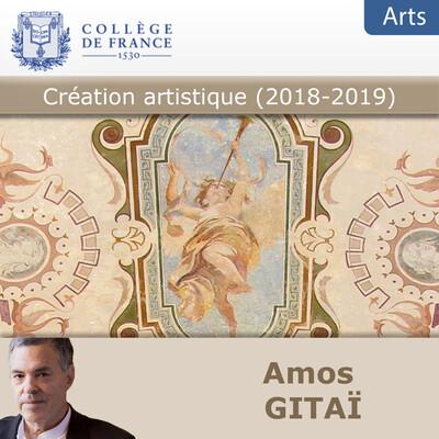 Création artistique (2018-2019)