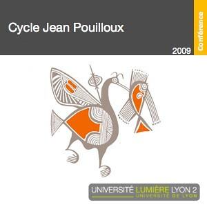 Cycle Jean Pouilloux 2009/2010
