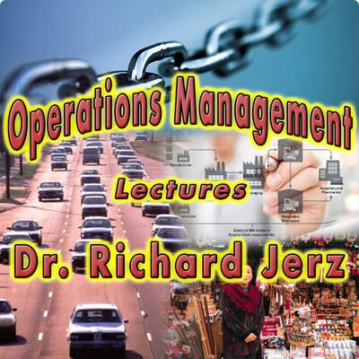 MSCI3000 Operations Management - Undergraduate