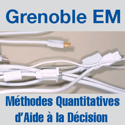 Méthodes quantitatives d'aide à la décision - Audio & Document collection