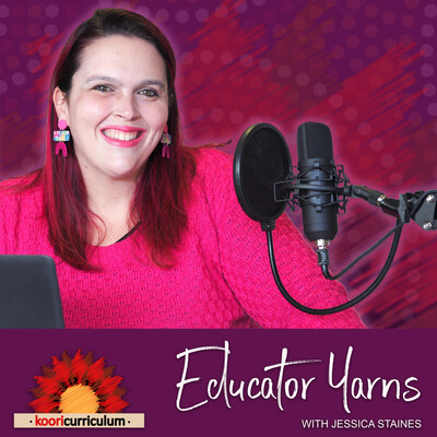 Educator Yarns with Jessica Staines