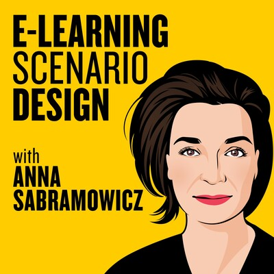 Elearning Scenario Design Podcast