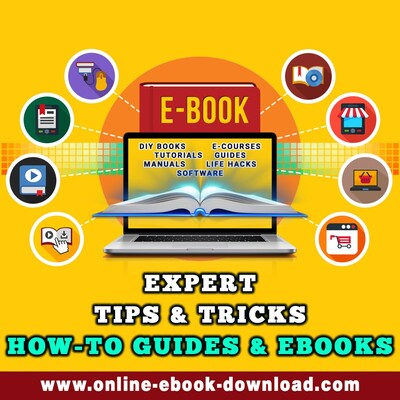 Expert Tips Guides eBooks