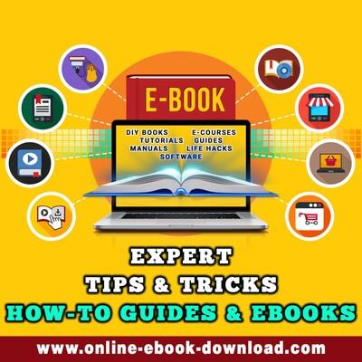 Expert Tips Guides eBooks