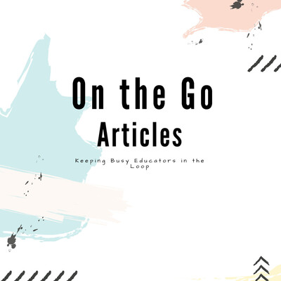 On the Go Articles
