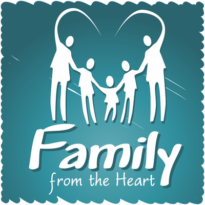 Family From The Heart - An Encouraging And Entertaining Look At Family Life