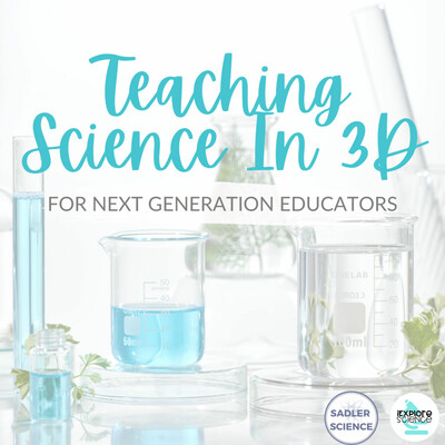 Teaching Science In 3D