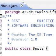 Best-Practice-Software-Engineering