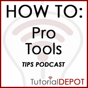 HOW TO: Pro Tools-TIPs