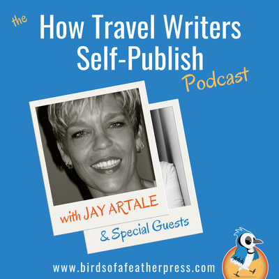 How Travel Writers Self-Publish