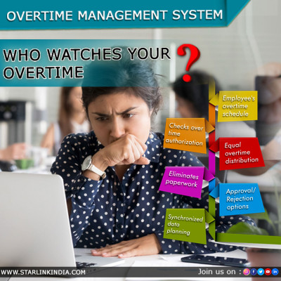 Who watches your overtime?
