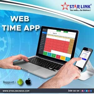 STAR LINK : The Web Time Application