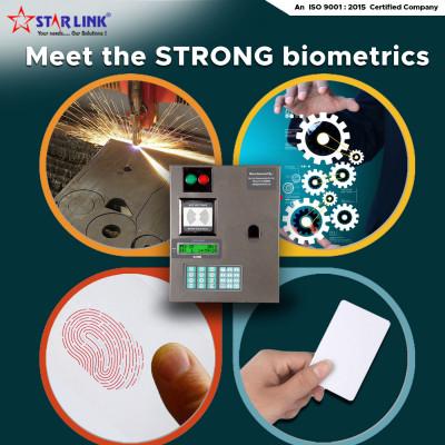 Meet the strong Biometrics