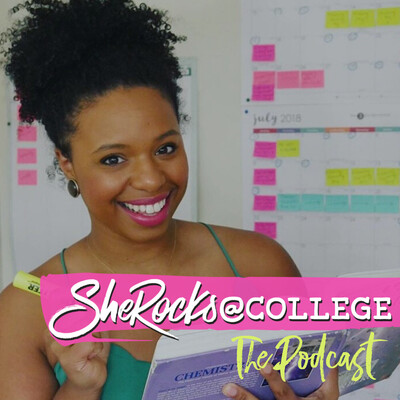 SheRocks@College The Podcast