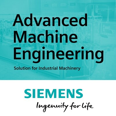 Advanced Machine Engineering by Siemens Digital Industries