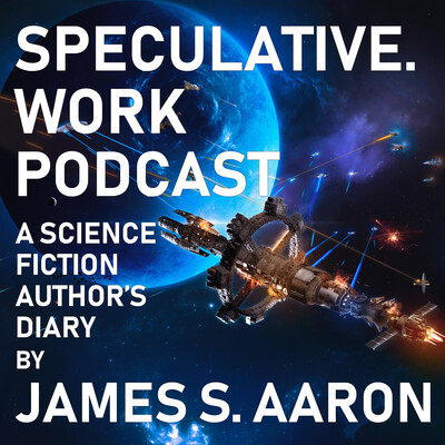 Speculative.Work: A Science Fiction Author Diary