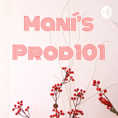 Maní's Prod101